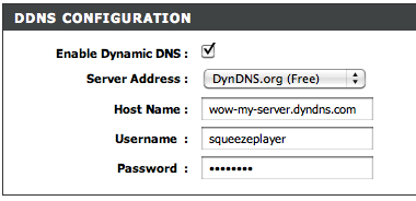 3G Part 1] Make SqueezePlayer find your router
